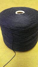 1,6 kg Wolle Alpaka blau GP 38,50 €/kg Nm 6/3 soft Handstrickgarn voluminös