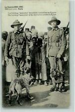 13907768-La Guerre 1914-1915 the Bulldogs Mascottes of the Australian