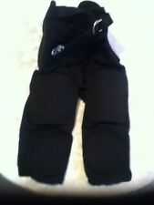 Boys Youth med. Rawlings football pants black integrated pads practice athletic
