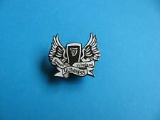 Guinness Pint With Wings Pin badge. VGC. Unused.