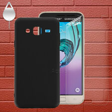 Durable Tpu Protection Back Case Screen Protector for Samsung Galaxy J3 Sm-J320A