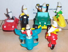 1990 Mcdonalds MAC TONIGHT Toy complete Set of 6