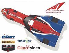 2015 IMSA Rolex 24 at Daytona DELTAWING Hero Card   Katherine Legge