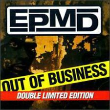 EPMD - Out of Business Plus Greatest Hits [New CD] Explicit, Ltd Ed