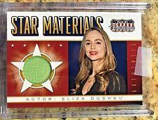 2015 Panini Americana Star Materials Relic Eliza Dushku SM-ED