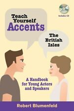 TEACH YOURSELF ACCENTS BRITISH ISLES BK/CD SHEET MUSIC BOOK