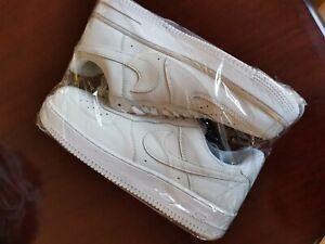 Nike Air Force 1s Triple White Size 9 UK