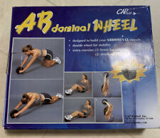 Cap Barbell, Ab Dominal Exercise Wheel Home Exercise