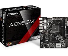 ASRock AB350M - mATX Carte mère pour AMD Prise AM4 processeurs