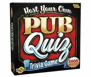 Cheatwell Games - Host Your Own Pub Quiz