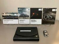2014 BMW 6 Series Gran Coupe Genuine OEM Owner's Manual Set w/Bonus Key FOB