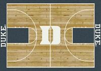 Duke Blue Devils NCAA Home Court Indoor Area Rug