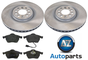 For Audi - TT 1.8 20V Turbo Quattro 1998-2006 Front 312mm Brake Discs and Pads