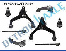 Brand New 8pc Complete Front Suspension Kit for 2002-2004 Jeep Liberty
