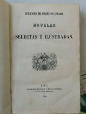 Libri antichi dal 1800 al 1899 in spagnolo