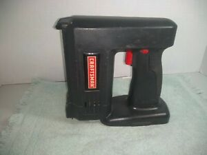 Craftsman C3 19.2 Volt Cordless Nailer / Stapler 315.114010 BARE TOOL