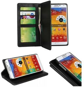 Luxury Multi-function Card Slot Purse Wallet Case Cover For Samsung and iPhone