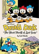 "Walt Disney's Donald Duck: ""The Ghost Sheriff of Last Gasp"" The Carl Barks Libr"