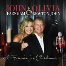 John Farnham & Olivia Newton-John ‎– Friends For Christmas (2016)  CD  NEW