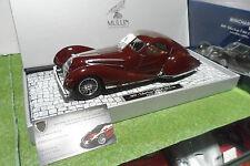TALBOT LAGO T150-C-SS Coupé 1937 bordeaux au 1/18 Minichamps 107117120 voiture