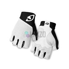 Giro Zero 2 Road Cycling Gloves And Mitts Fingerless 2017 2XL - White/Black