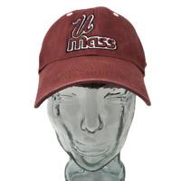 Top of the World UMass Minutemen Baseball Cap Hat NCAA Cotton OSFM Strap Back