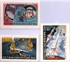 Vietnam 1962 240-42 U gruppenflug Vostok III & IV Space spatiale Vostok Flight