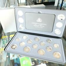 2001 Australia Centenary of Federation 20 Silver Proof Coin Collection