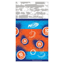 Nerf Birthday Party Paper Tablecover