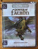Power of Faerun - Forgotten Realms - Dungeons & Dragons 3.5 - d20 WOTC