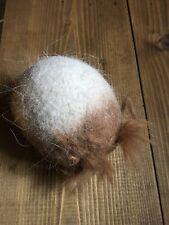 felted dog chew-teething-shred toy