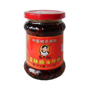 2 x Lao Gan Ma Spicy Chili Crisp Best Chili Oil Sauce 210g
