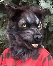 Realistic Werewolf Mask Costume Cosplay - Moving Jaw!!! Wolf