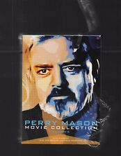 Perry Mason Movie Collection, Vol. 5 DVD 3-Disc Set Like New