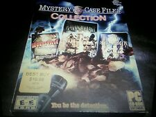 2009 Mystery Case Files Collection PC Game - Ravenhearst Only