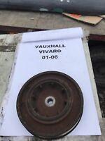 VAUXHALL VIVARO REN TRAFIC PRIMASTAR 2001-2006 1.9 DTI CRANK SHAFT BOTTOM PULLEY