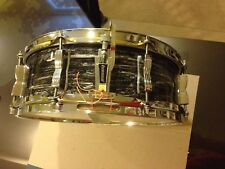 Ludwig Snare - Vintage Oyster Black Pearl finish