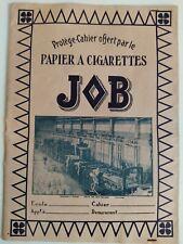 Protège cahier papier à cigarettes Job Usine table de multiplication