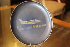 Plato avión aviación Beechcraft 99 airliner Nelson Los Angeles ESTADOS UNIDOS