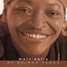 MART'NLIA (MARTNLIA MENDON‡A FERREIRA) - PE DO MEU SAMBA NEW CD