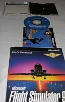 Microsoft Flight Simulator for Windows 95 Microsoft Classic Games (PC, 1998)