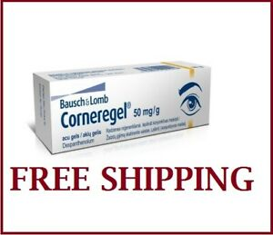 BRAND NEW Corneregel 50mg/g Eye Gel Tube , 10 g Dexpanthenol
