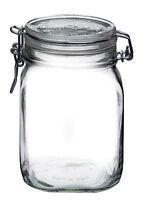 Bormioli Rocco Fido Storage Jar - Wire Bail - 1 L - 1 pack