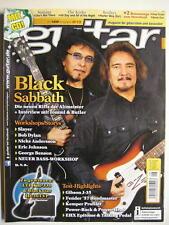 GUITAR MAGAZINE 2013/8 NR. 159 - BLACK SABBATH SLAYER BOD DYLAN KINKS INCL.CD