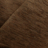 Autumn Brown Chenille Weave Upholstery Fabric - 150cm Wide - Sold by the metre