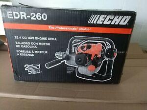ECHO 25.4cc Engine Drill Reversing PRODUCT ID EDR-260 NEW OPEN BOX