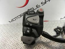 HONDA NC700 NC700XD-C AUTO 2012 ABS RC63 LEFT HAND HANDLEBAR SWITCH GEAR BK425