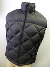 womens MOUNTAIN HARDWEAR quilted down puffer packable vest sz 12 coat ski CLEAN