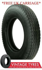 750-20 750 x 20 12 PLY TYRE COMMERCIAL TRUCK LORRY BEDFORD LEYLAND CLASSIC
