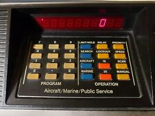 Bearcat 220 20-channel Crystalless Scanner - Aircraft-Marine-Public Services